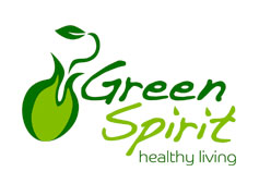 Green Spirit Healthy Living Corporate Identity