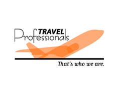Travel Professionals Logo and Corporate Identity