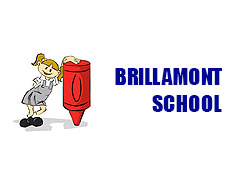 Brillamont School Homework Notebook