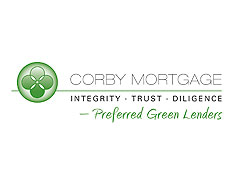 Corby Mortgage Corporate Identity